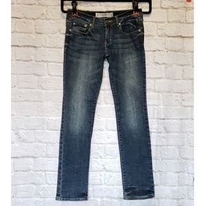Abercrombie & Fitch Perfect Stretch Straight Jeans